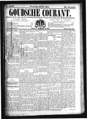 Goudsche Courant 1914-05-13