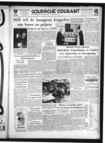 Goudsche Courant 1959-11-19
