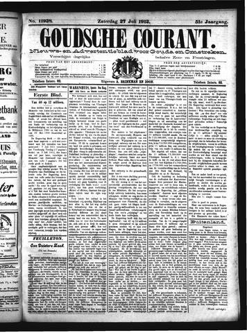 Goudsche Courant 1912-07-27