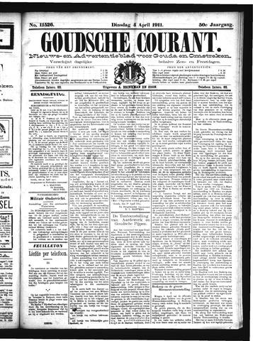 Goudsche Courant 1911-04-04