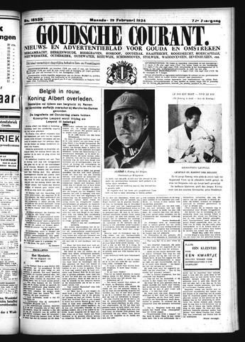 Goudsche Courant 1934-02-19