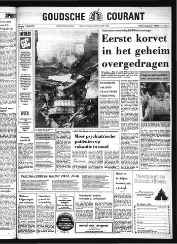 Goudsche Courant 1979-07-17