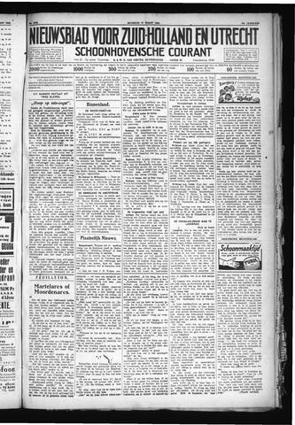 Schoonhovensche Courant 1930-03-17