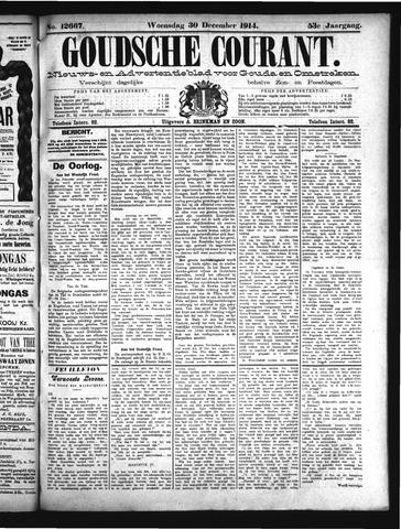 Goudsche Courant 1914-12-30