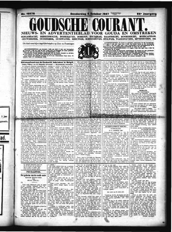 Goudsche Courant 1927-10-06