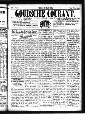 Goudsche Courant 1920-07-30