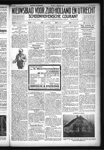 Schoonhovensche Courant 1932-11-11