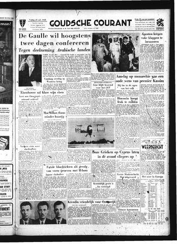 Goudsche Courant 1958-07-25