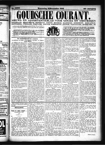 Goudsche Courant 1925-11-18