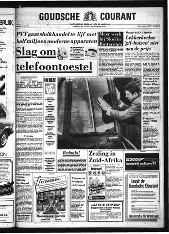 Goudsche Courant 1981-02-20