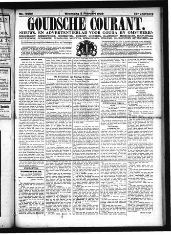 Goudsche Courant 1928-02-08