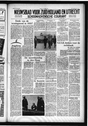 Schoonhovensche Courant 1953-10-02