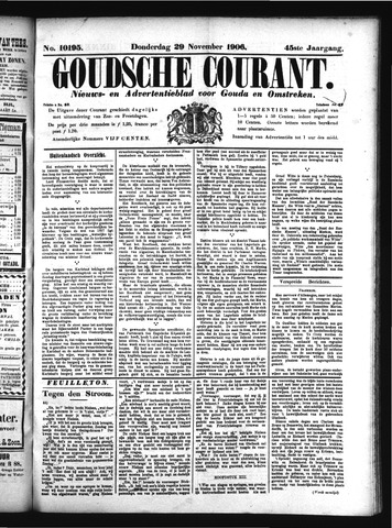 Goudsche Courant 1906-11-29