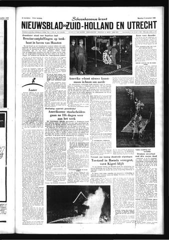 Schoonhovensche Courant 1959-11-09