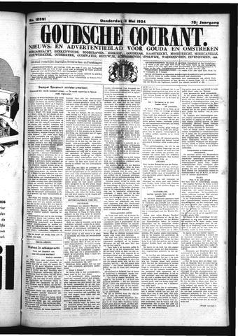 Goudsche Courant 1934-05-03