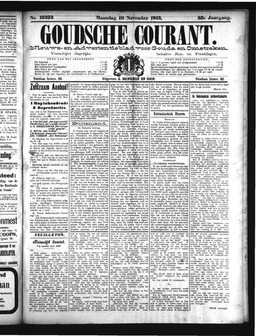 Goudsche Courant 1913-11-10