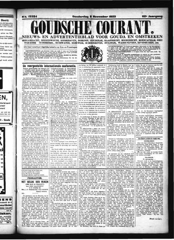 Goudsche Courant 1923-11-08