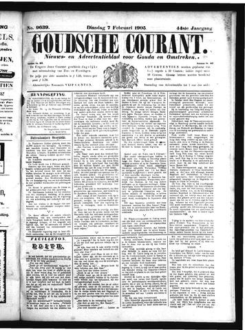 Goudsche Courant 1905-02-07