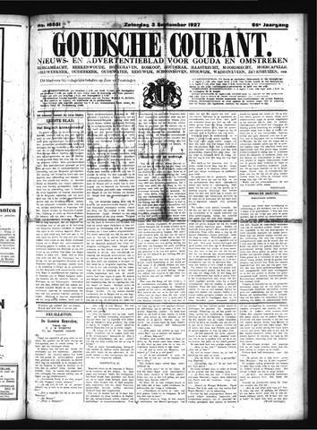 Goudsche Courant 1927-09-03