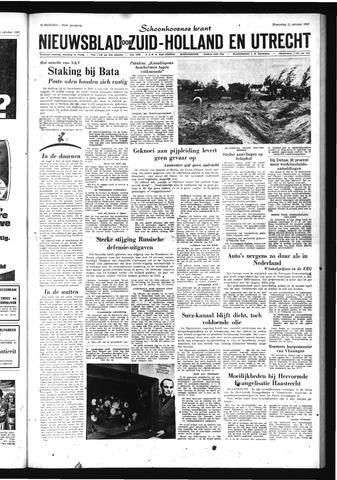 Schoonhovensche Courant 1967-10-11