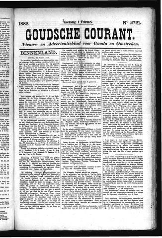 Goudsche Courant 1882-02-01