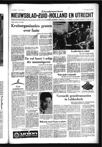 Schoonhovensche Courant 1970-07-01