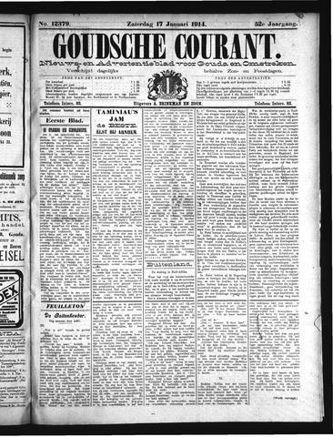 Goudsche Courant 1914-01-17