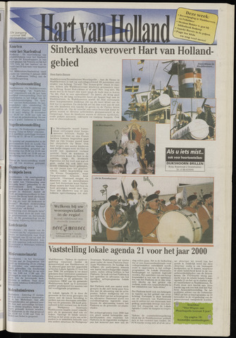 Hart van Holland 1999-11-24