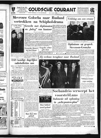 Goudsche Courant 1961-10-10