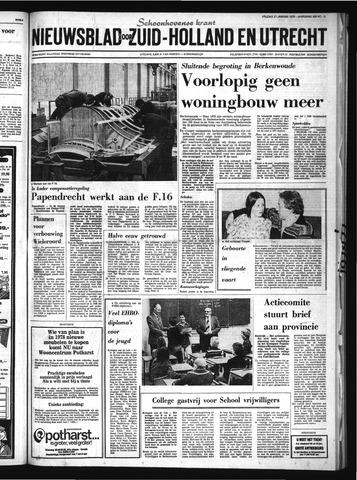 Schoonhovensche Courant 1978-01-27