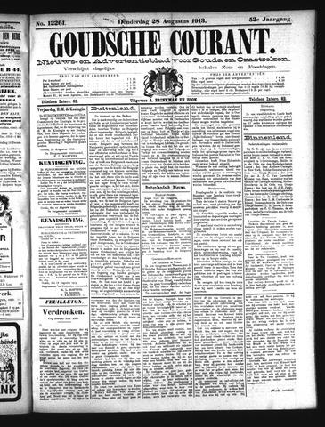 Goudsche Courant 1913-08-28