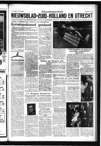 Schoonhovensche Courant 1963-07-26