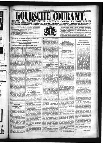 Goudsche Courant 1937-05-25