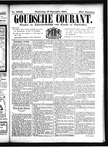 Goudsche Courant 1908-09-17