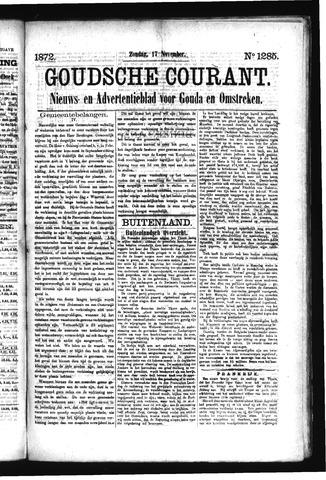Goudsche Courant 1872-11-17