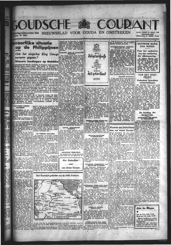 Goudsche Courant 1941-12-11
