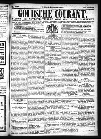 Goudsche Courant 1922-12-08