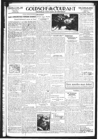 Goudsche Courant 1943-02-17