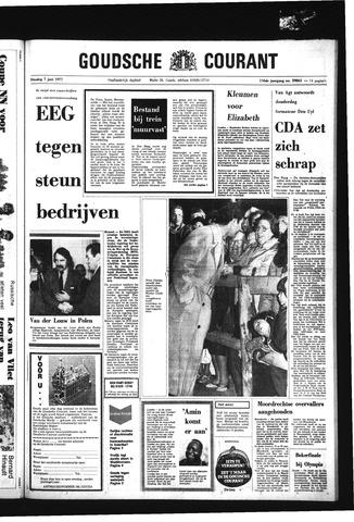 Goudsche Courant 1977-06-07