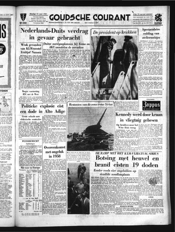 Goudsche Courant 1961-06-13