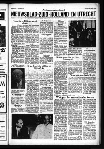Schoonhovensche Courant 1966-01-10
