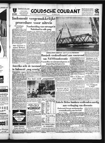 Goudsche Courant 1957-12-12