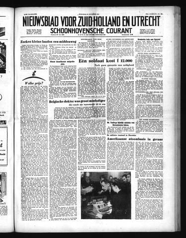 Schoonhovensche Courant 1951-11-21