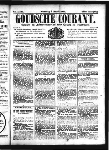 Goudsche Courant 1910-03-07
