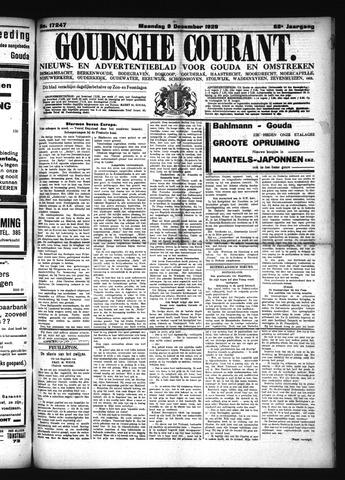 Goudsche Courant 1929-12-09