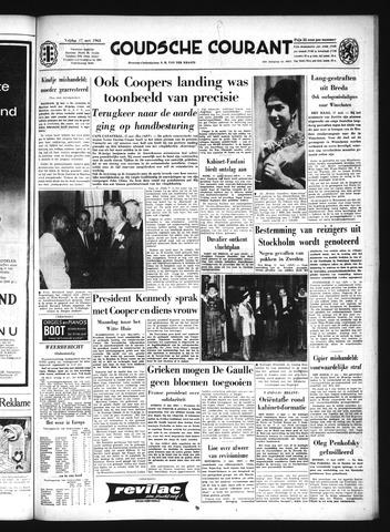 Goudsche Courant 1963-05-17