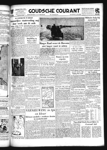 Goudsche Courant 1954-02-09
