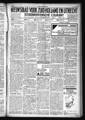 Schoonhovensche Courant 1929-11-22