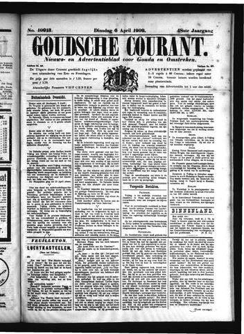 Goudsche Courant 1909-04-06