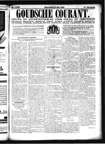 Goudsche Courant 1932-05-18